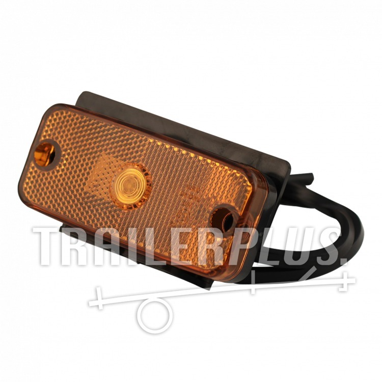 Zijmarkering Radex 915 LED oranje