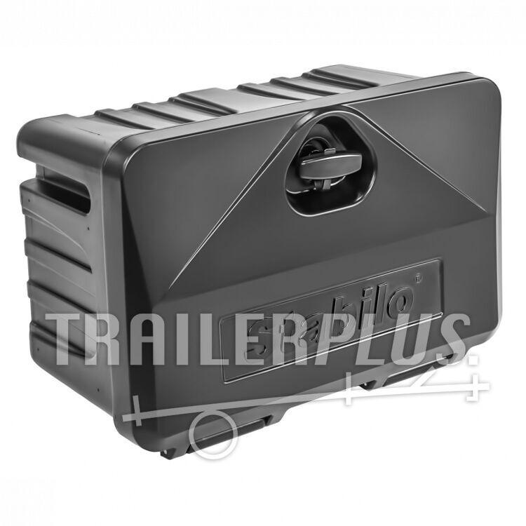 Disselbak/ opbergbox kunststof afsluitbaar Stabilo®-box 500*340*300