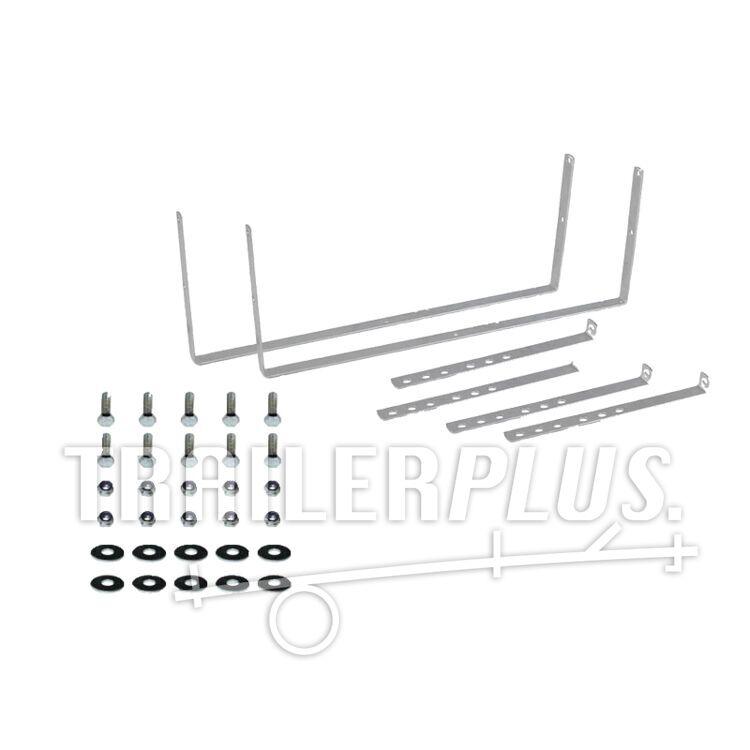 Montage set voor Stabilo® 600*450*450 onderbouw