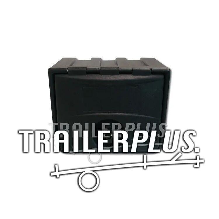 Gereedschapskist, disselbak kunststof Magic Box afsluitbaar 400*370*350