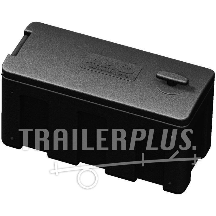 Gereedschapsbox,Disselbox, opbergbox kunststof AlKo, zijscharnier 1224324