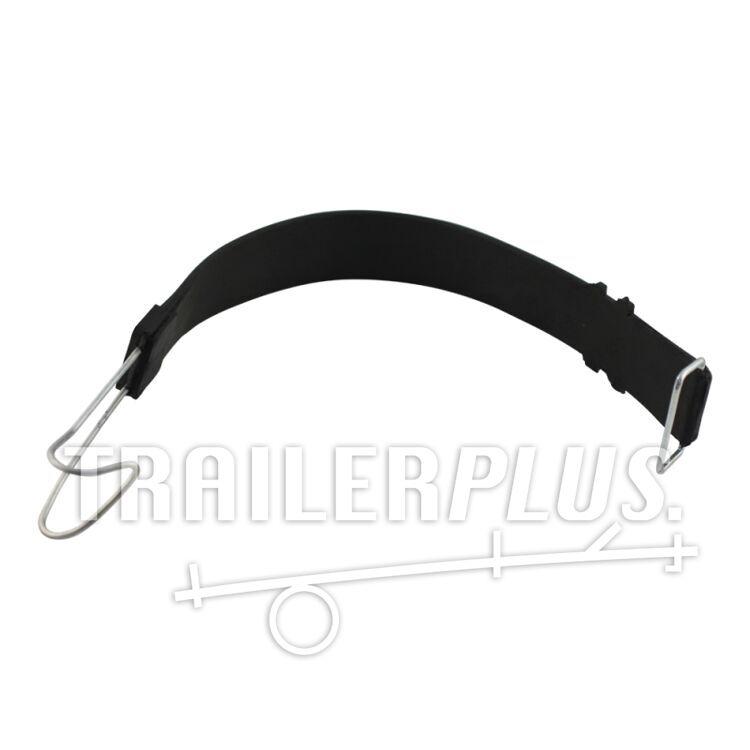 spanband voor rolcontainer zwart 45mm 610mm SBR