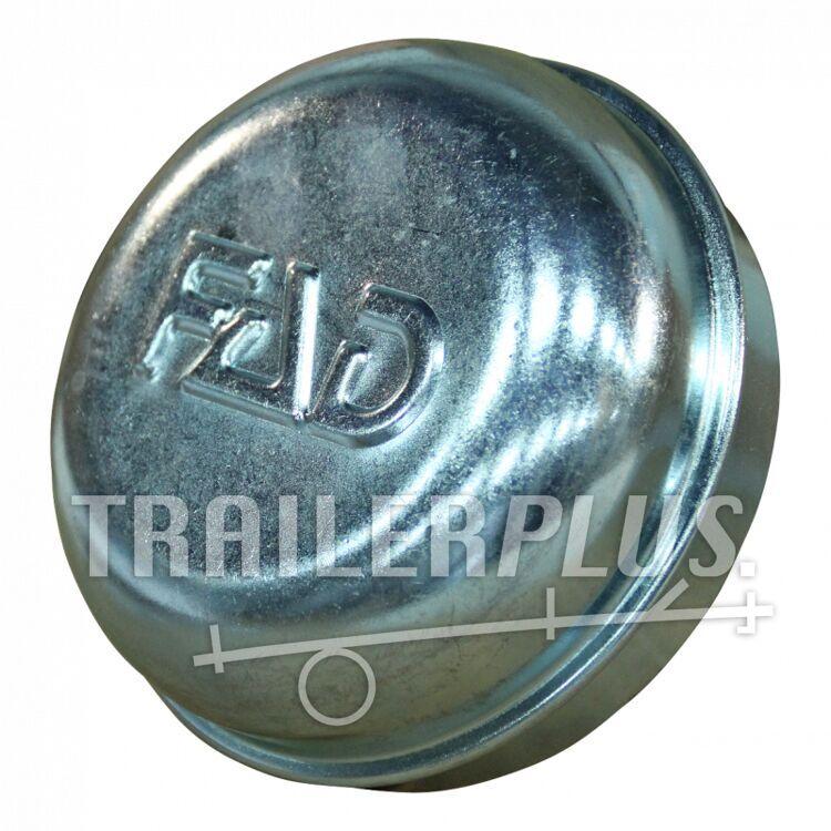 naafdop 72.6mm, voor lager 30207