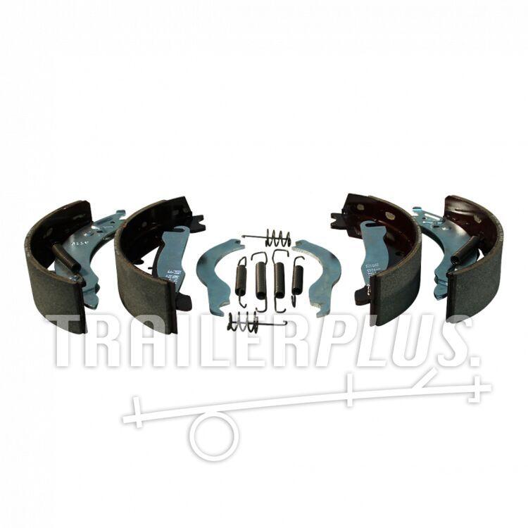 Remschoenset Knott 20-2710 200x50 Hydraulisch Backmatic