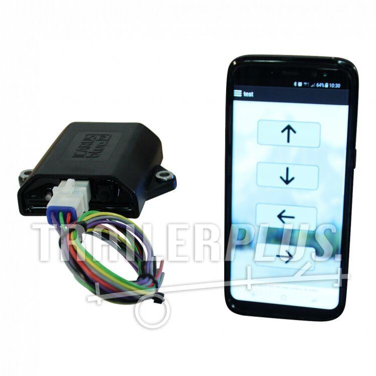 Afstandbediening draadloos smartphone 9-36VDC