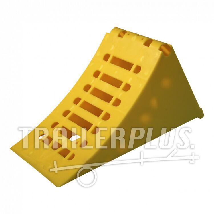 Wielkeg kunststof geel 5000kg