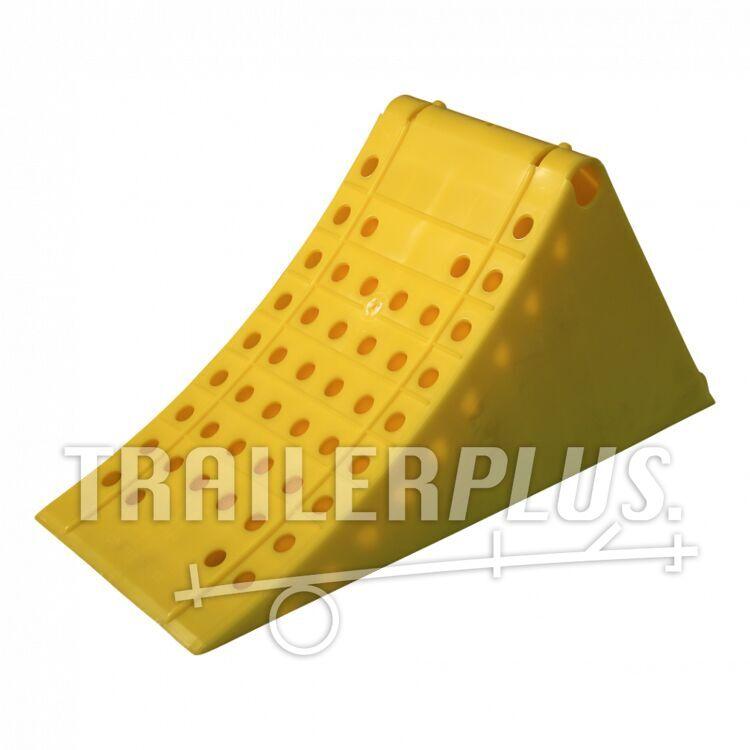 Wielkeg kunststof geel 6500kg