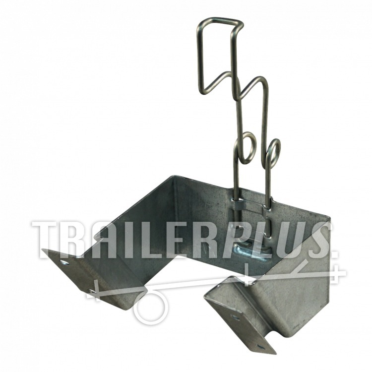 Wielkeghouder verzinkt staal