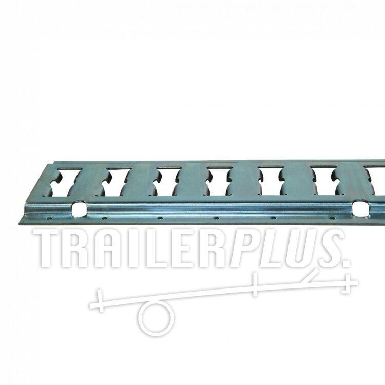Vastzetrail ladingrail aluminium lengte 3048mm