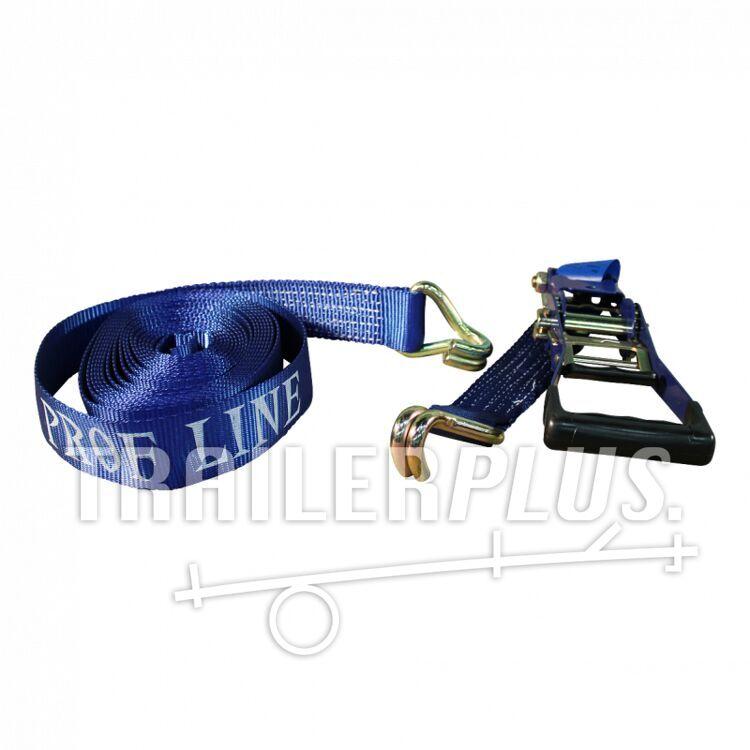 """Zware spanband """"PROF-LINE"""" blauw 50mm 9000mm prof-line Easy Grip"""