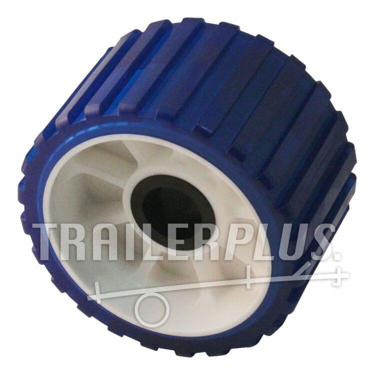 Kimrol PVC blauw Ø128mm 75mm Ø26mm
