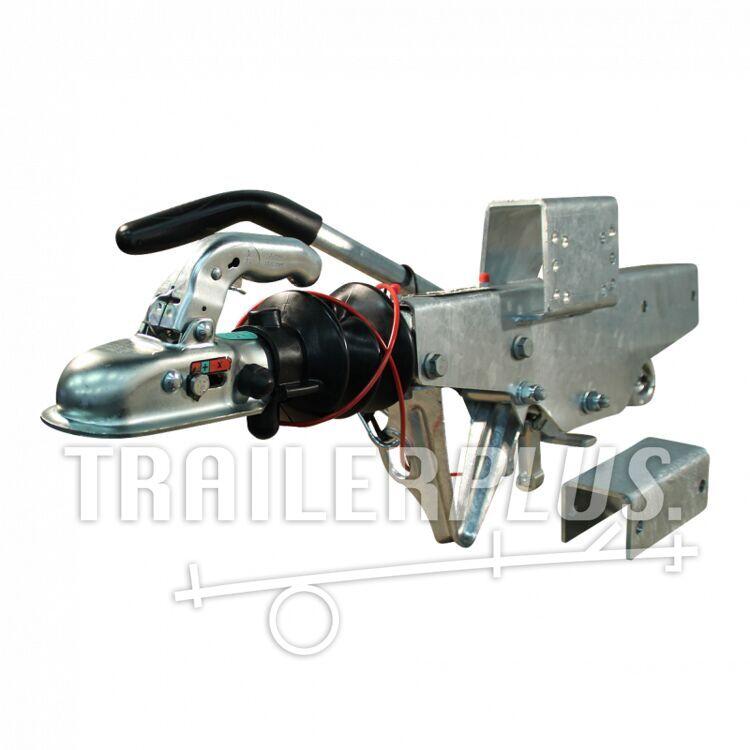 Oplooprem Knott KRV17-C GF 70 + 60 mechanisch , kogelkoppeling, console gelast