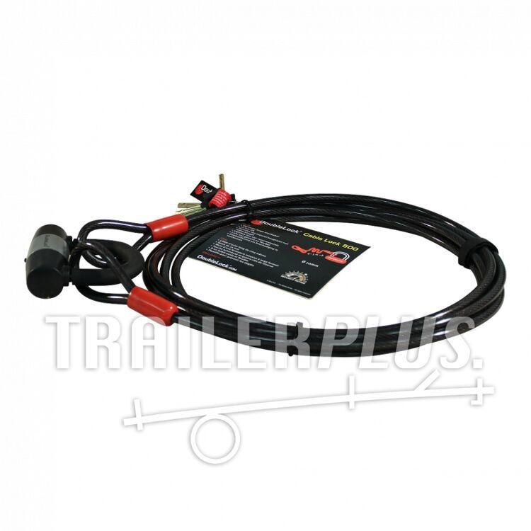 Cable Lock DoubleLock 500cm  ongekeurd 090-060