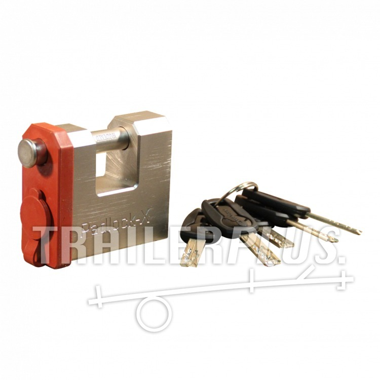 Los hangslot Padlock FIX SCM los slot Fixed Lock DoubleLock