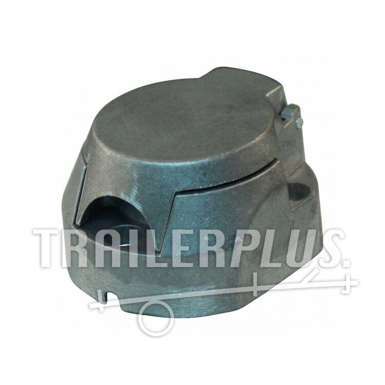 kontaktdoos aluminium 7 - polig