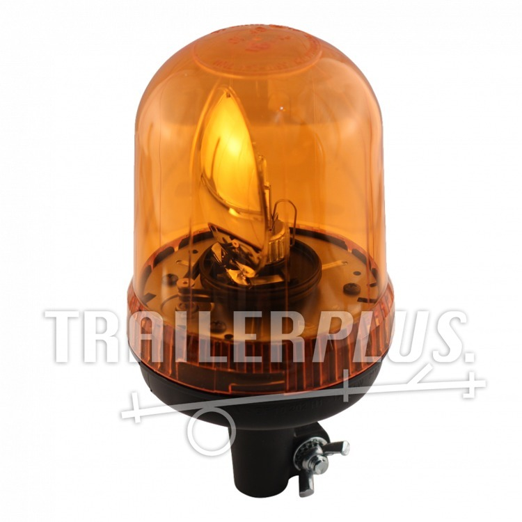 Zwaailamp halogeen lamp 12V55W oranje
