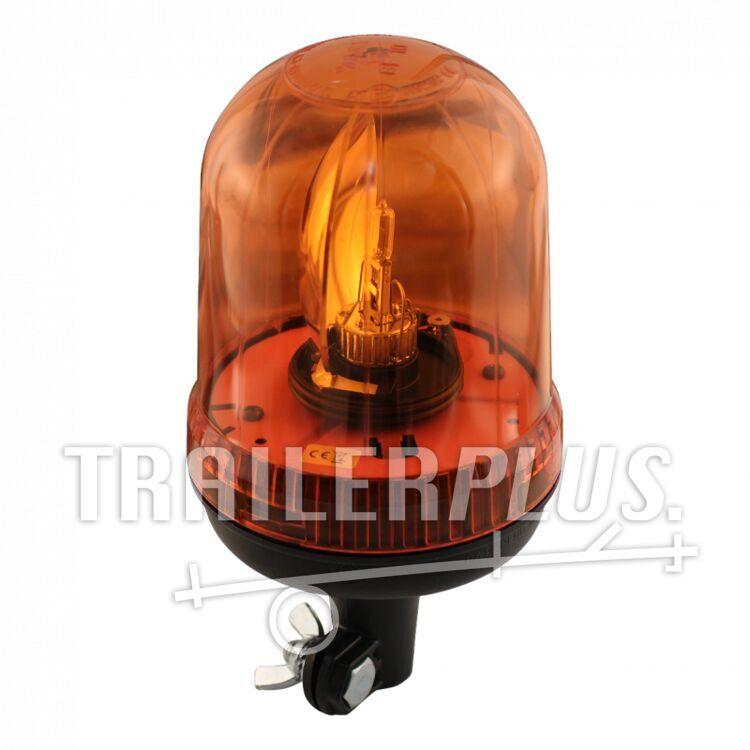 Zwaailamp halogeen lamp 24V70W oranje steekbevestiging