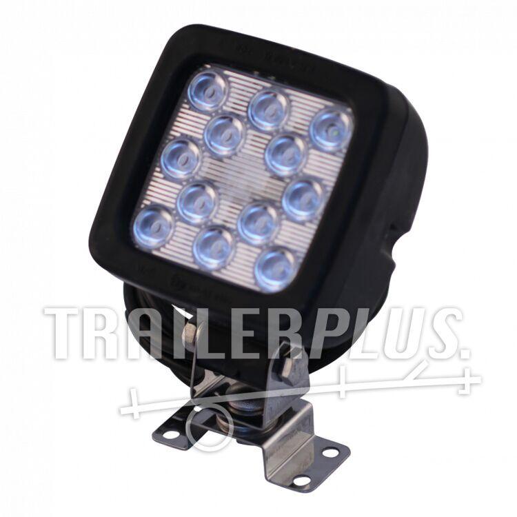Werklamp 12-24V 17W 12 leds 2500mm kabel