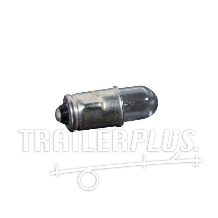 Insteeklampje ashboardlamp BA7S 12V 1,2W per doosje 10 stuks
