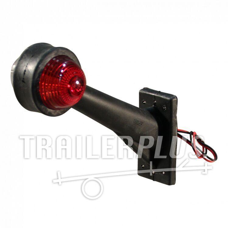 Contourlamp breedtelamp stang rood wit Geka SPL19