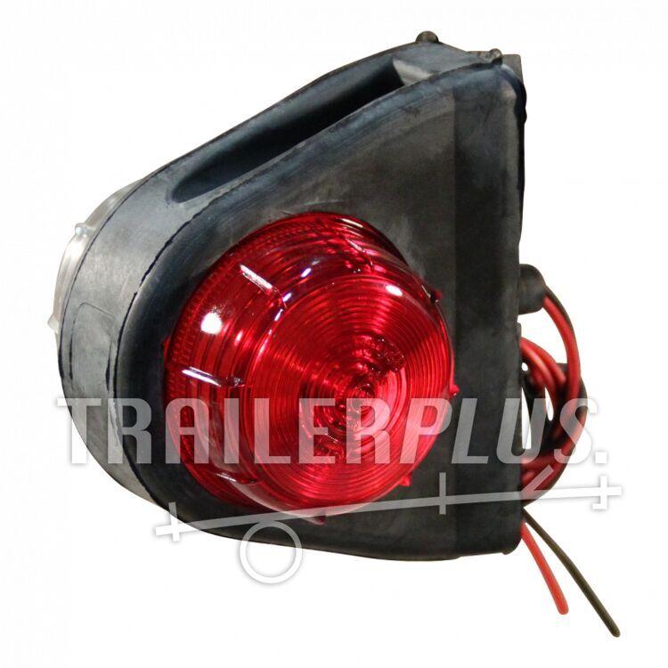 Contourlamp markeringslamp rood wit compact Geka SPL21