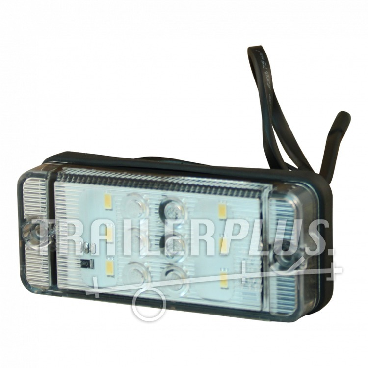 Achteruitrijlamp WA 702 LED 12-24V 0,5m DC