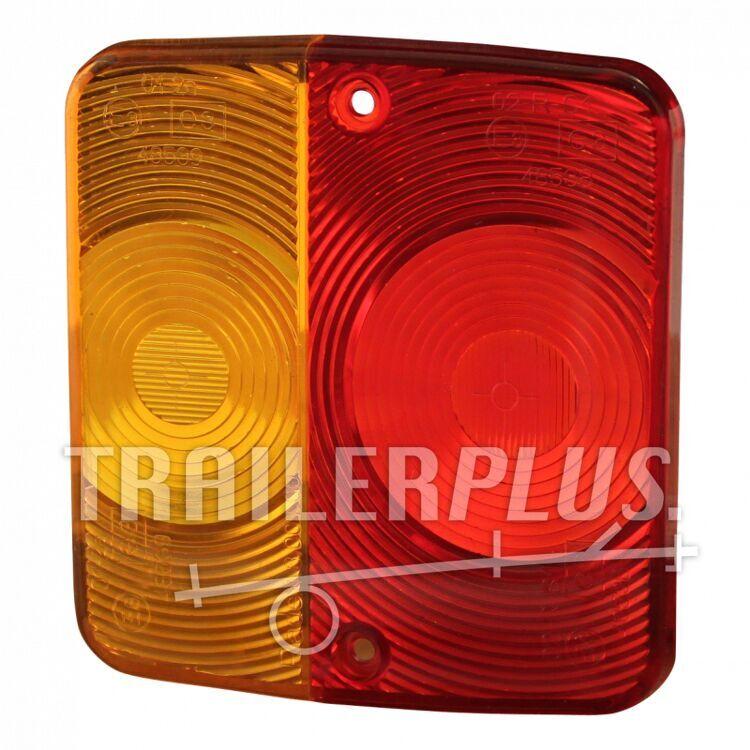Lampglas Radex serie 3001+3002 los glas