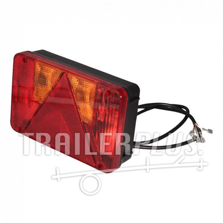 Verlichtingsset achterlichtset rechts Radex serie 5800 1500mm