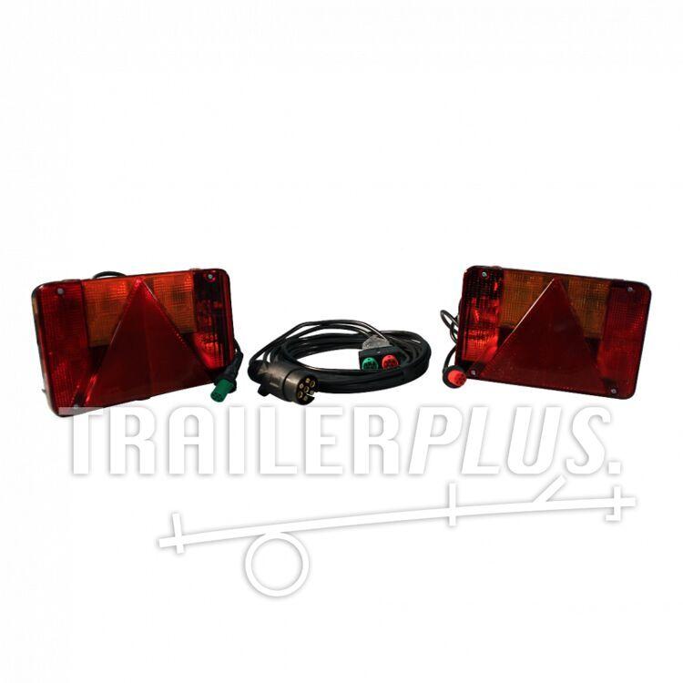 Verlichtingsset Radex serie 5800 7-polig 1500mm / 6000mm