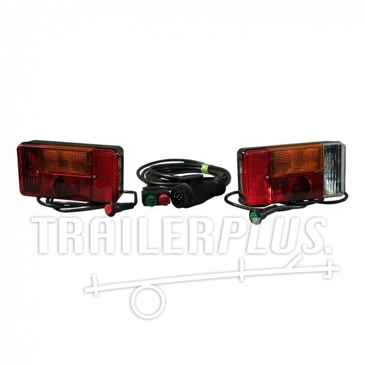 Verlichtingsset Radex serie 5001 13-polig 5000mm