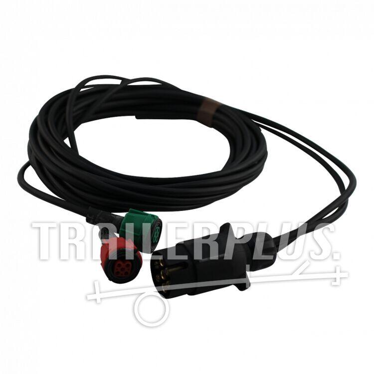 Kabelboom kabelset 7-polig 3,85m 5-polige bajonet Radex