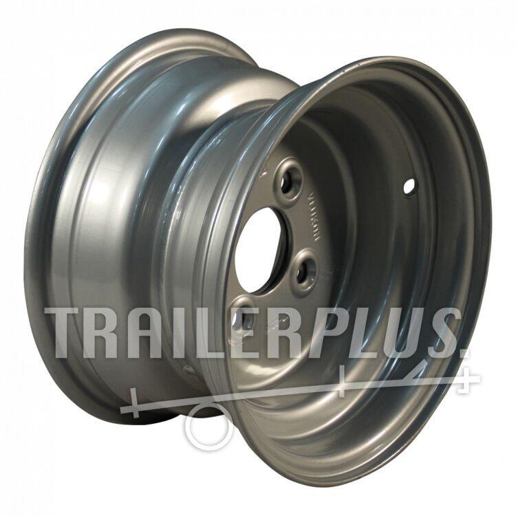 velg 6.00Ix10H2 ET-4 60/100/4 staal, grijs,