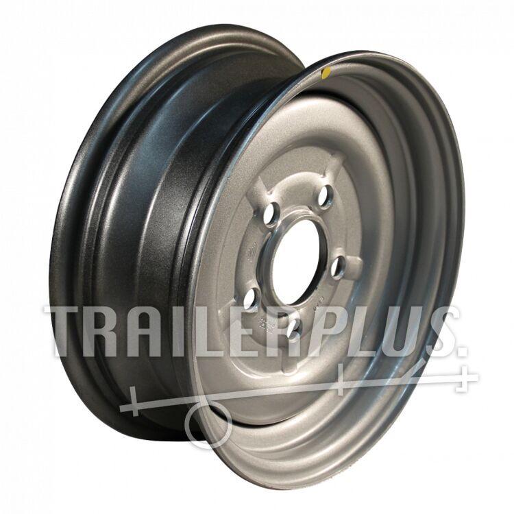 velg 4½Jx12H2 ET20 67/112/5 staal, grijs,