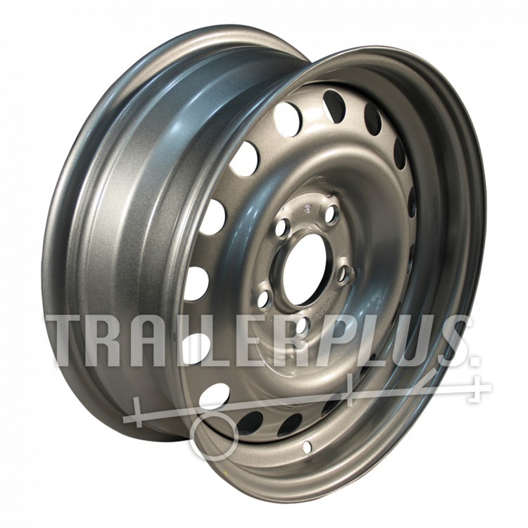 Velg 6Jx15H2 ET30 67/112/5 staal, grijs,