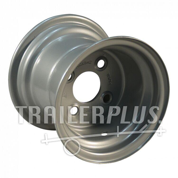 velg 7.00Bx8H2 ET0 60/100/4 staal, grijs,
