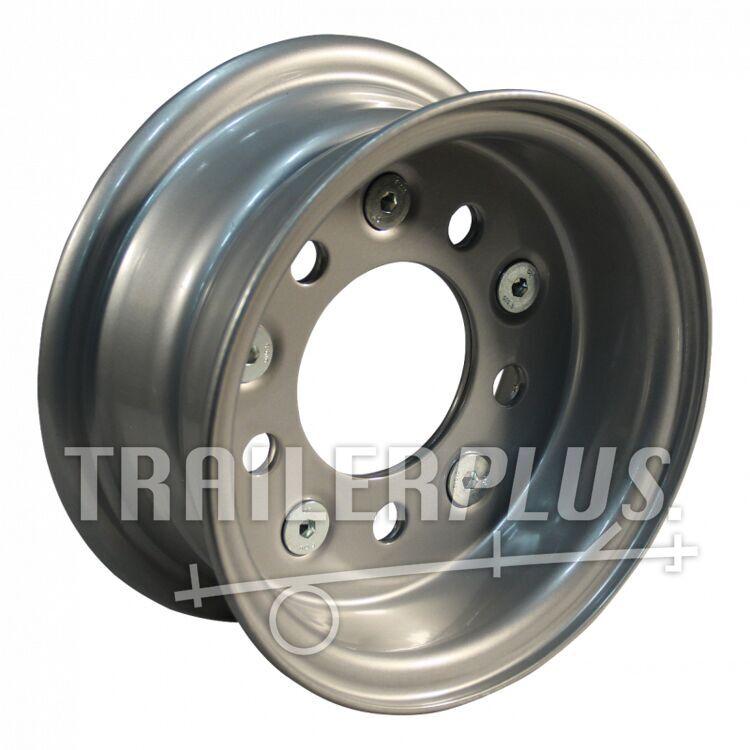 velg 4.00E-9 ET0 67/112/5 staal, grijs,
