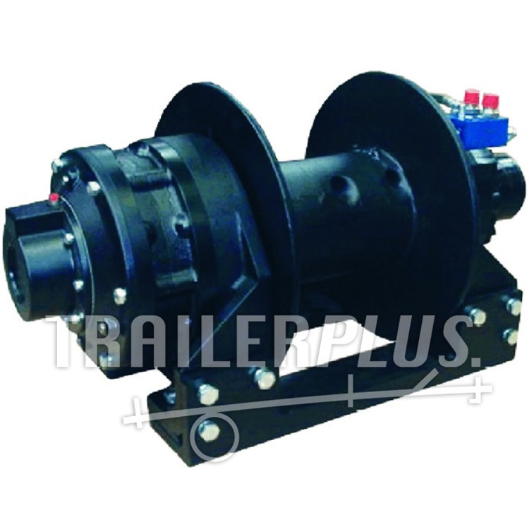 Superwinch H45P PRO vrijloop, hydraulische lier