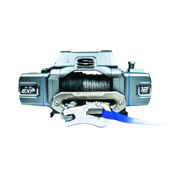 Electrische lier Superwinch EXP 12i SR 12V (5443kg)- S102742
