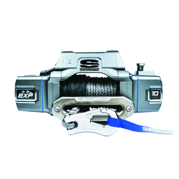 Electrische lier Superwinch EXP 10i SR 12V (4536kg) - S102738