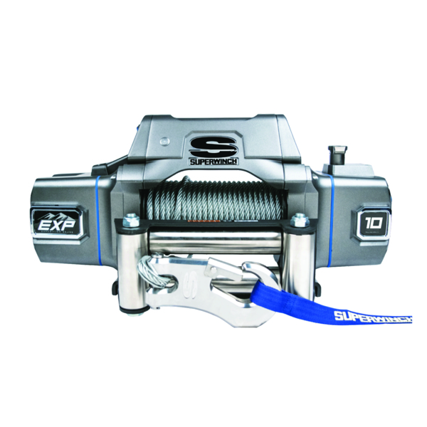 Electrische lier Superwinch EXP 10i 12V (4536kg) - S102737