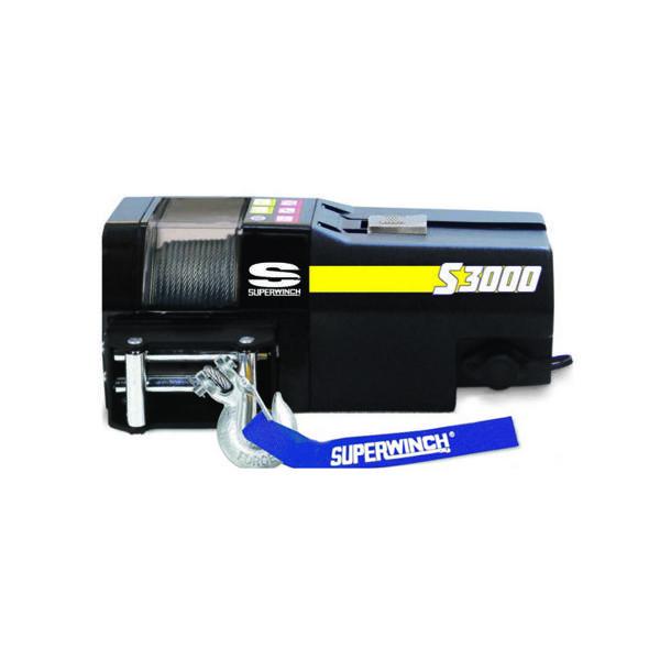 Electrische lier Superwinch S3000 12V (1134kg)