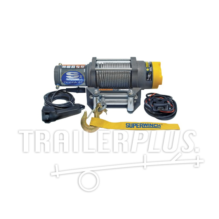 Electrische lier Superwinch Terra 45 12V (2041kg) - 1145220