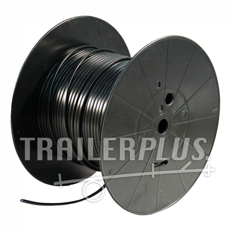 Verlichtingskabel DC kabel 2*0.75qmm rol 100 meter
