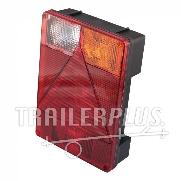 Achterlicht met achteruitrijlicht, verticaal Radex 6800 - Rechts
