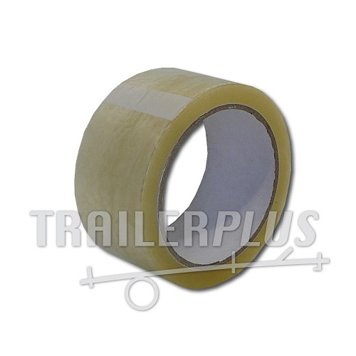 Tape, verpakkingstape transparant