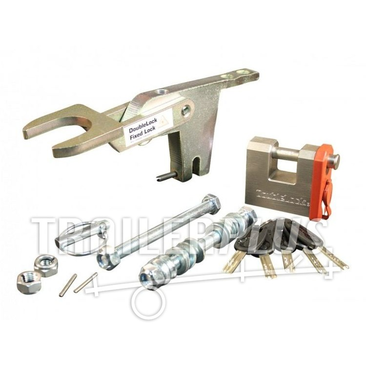 Disselslot, Double Lock A SCM ongeremd  MP 030407 (025-010)