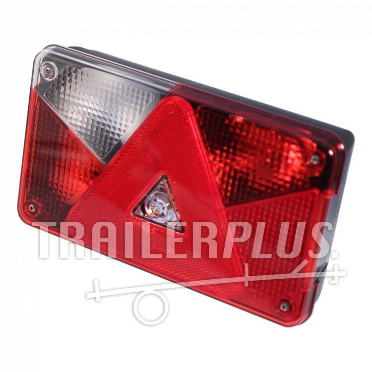 Achterlicht Aspock Multipoint V links 24-8500-007 -5 pins-
