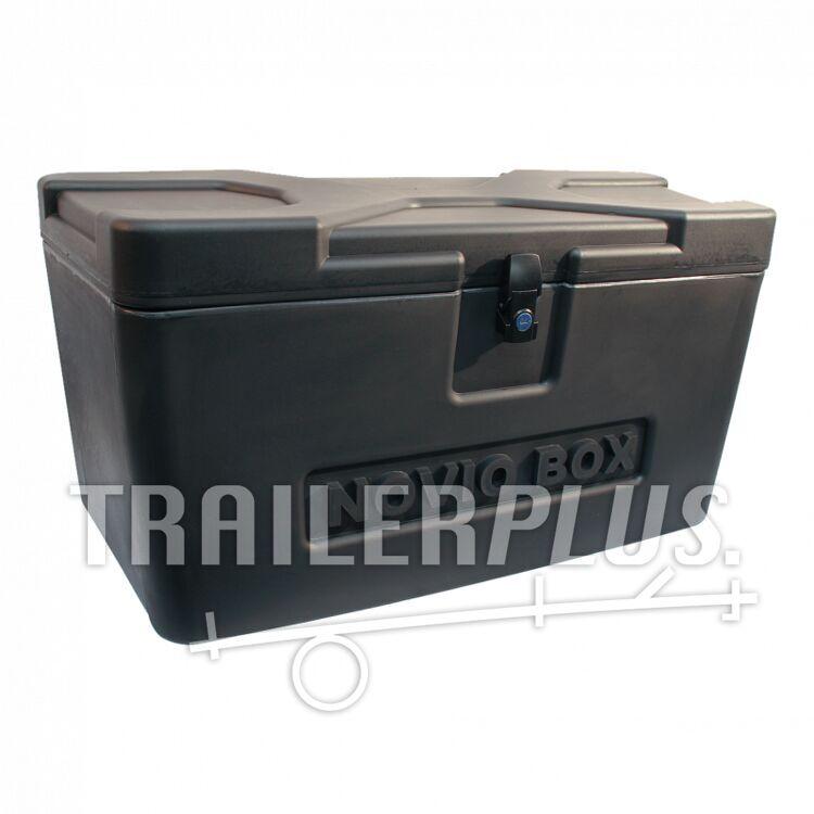Gereedschapsbox, NovioBox kunststof zwart