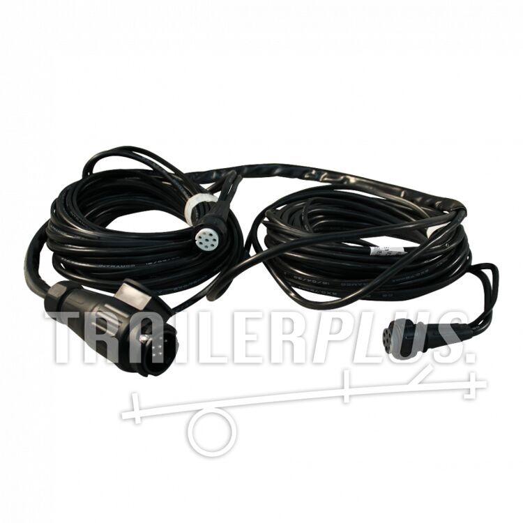 Aspöck kabelset 13 polig Jaeger L=7.7m, 8 pins
