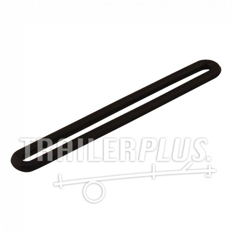 Spanrubber, elastiek 40cm PER 100 STUKS